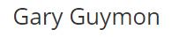 Gary Guymon